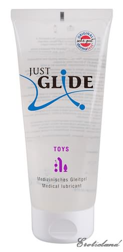 Смазка Just Glide TOYS 50 мл